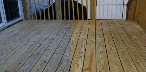 when to seal a new deck